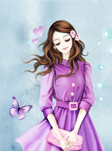Pin by Oi Shy on Lovely doll | Cute girl wallpaper, Anime