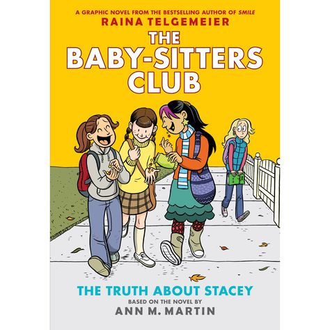 These graphic novels adapted by Raina Telgemeier, #1 New York Times bestselling and Eisner Award winning creator of Smile, are now availa...