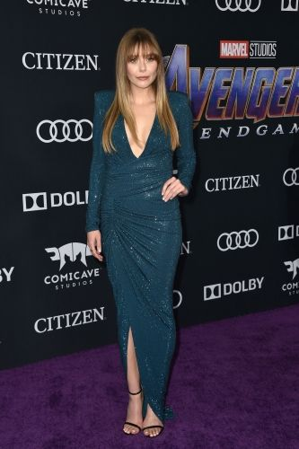 April 22 Avengers Endgame World Premiere In Los Angeles Avengersendgamewp 070 Elizabetholsenfrance Gallery Elizabeth Olsen Elizabeth Premiere
