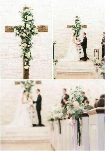 Super Wedding Arch Cross Church 50 Ideas Wedding Ceremony Unity Wedding Ceremony Backdrop Church Wedding Decorations