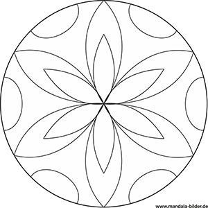 Kostenlose Mandala Vorlage Fur Alte Menschen Mandala Coloring Pages Mandala Design Art Mandala Coloring