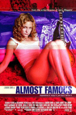 Almost Famous Movie Poster 24x36. Brand new poster in excellent condition. This item is shipped rolled carefully and will arrive in excellent condition. This item would make a wonderful addition to en