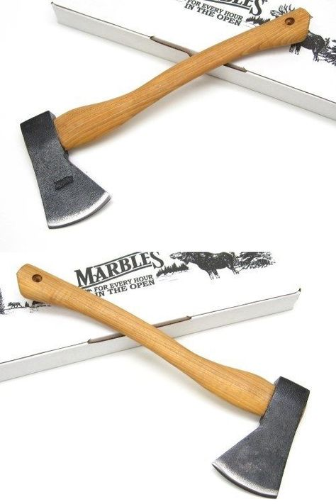 Camping Hatchets and Axes 75234: Marbles American Hickory Camp