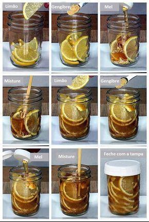 Como Tratar Gripes E Resfriados Em Casa Xarope Para Tosse Chas
