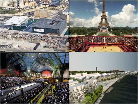Quelques jours seulement après avoir dévoilé le logo officiel, les responsablesde la candidature parisienne et marseillaise pour les Jeux Olympiques 2024 étaient réunis cet après midi pour dévoiler le slogan de campagne et la carte des sites qui accueilleront des épreuves en cas de succès de Paris et Marseille. Pour rappel, Marseille accueillerait les épreuves