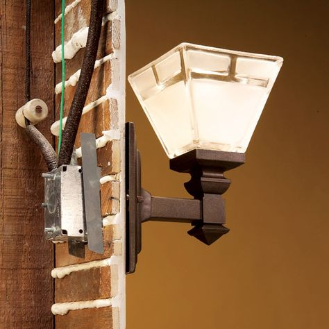 How to Connect Old Wiring to a New Light Fixture | Light ... And Tube Wiring Box on tube fuses, tube terminals, tube dimensions, tube assembly,