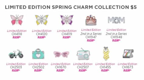 List Of Pinterest Origami Owl Ideas Jewelry Bar Spring Collection