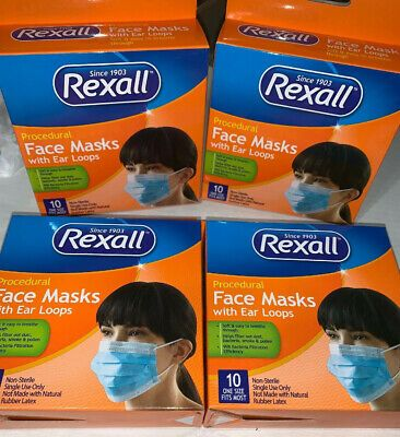rexall surgical mask
