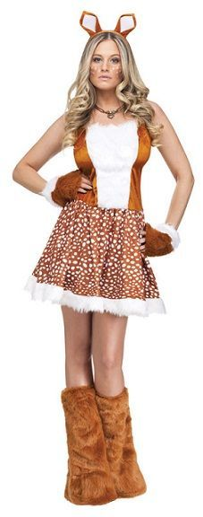 Photo of bambi kostüm damen