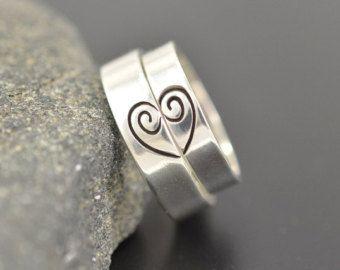Solid 925 ring Tiny bean ring Jelly bean ring Jelly bean jewelry Environmentalist Jellybean ring silver bean ring Tiny Heart ring