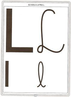 Cartazes Em Preto E Branco Do Alfabeto Quatro Tipos De Letras