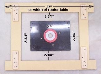 Installing router insert plate on router table top woodworking installing router insert plate on router table top woodworking pinterest router table router table top and woodworking greentooth Images