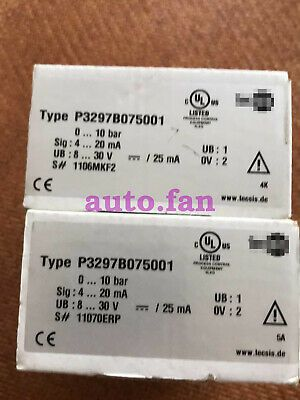Sponsored Ebay 1pc Pressure Sensor Transmitter P3297b075001 In 2020 Surface Things To Sell Ebay
