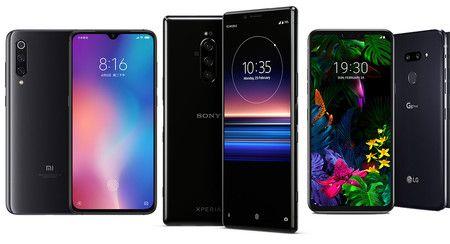 Sony Xperia 1 Comparativa Así Queda Contra Galaxy S10 Xiaomi Mi 9 Mate 20 Pro Pixel 3 Xl Y Resto De Gama A Samsung Galaxy Sony Xperia Samsung Galaxy Phone