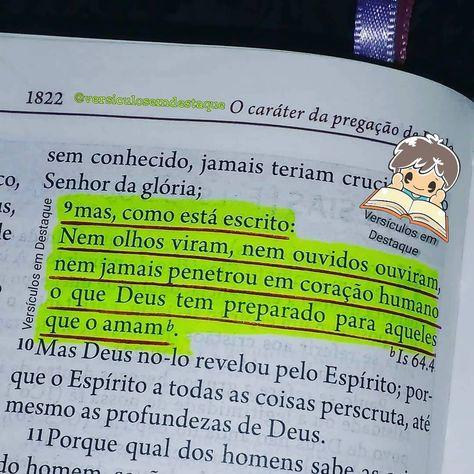 Deus Tem Coisas Grandes Para Entregar Aqueles Que O Amam