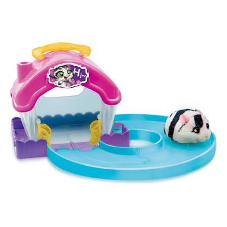 Hamster In A House Hamsters In A House Little Hamster House Play Set Walmart Canada Hamster House Little Live Pets Minnie Mouse Toys