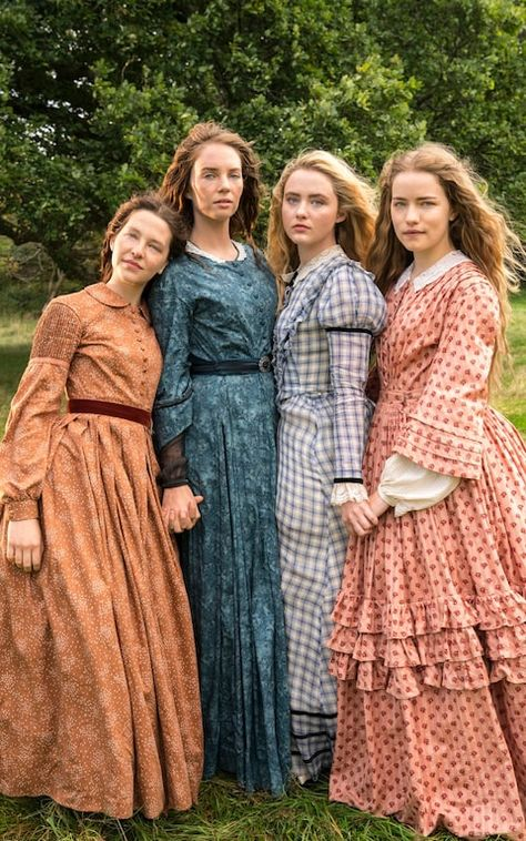 Little Women: the story behind the 'homemade' costumes- and why Maya Hawke still wears her Victorian coat out and about in New York