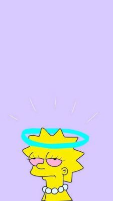 Simpson Lockscreen Tumblr Fondd Ecraniphone Fondd