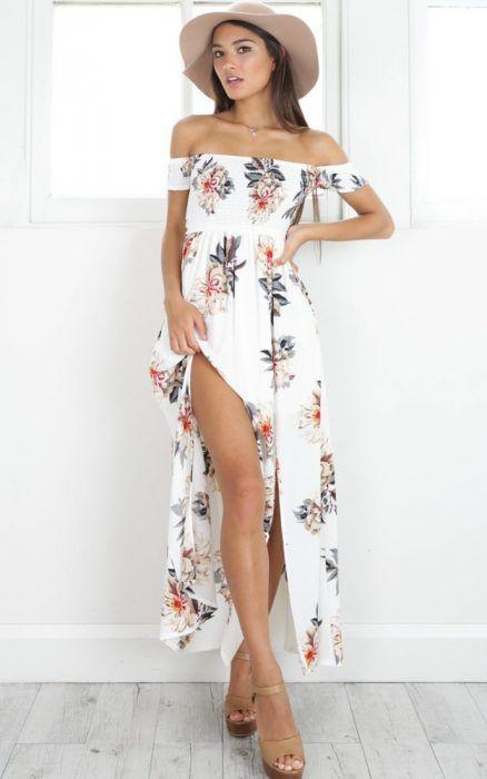 41 Vestidos Strapless De Moda Para Lucir Elegante Cortos Y