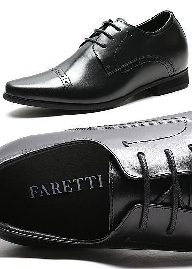 Slubne Obuwie Podwyzszajace 8cm Skorzane R 41 Dress Shoes Men Oxford Shoes Dress Shoes