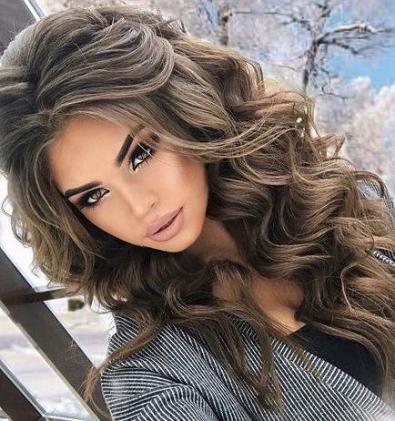 37 Best Ideas For Hair Waves Volume Blondes Hair Styles Long Hair Styles Curly Hair Styles