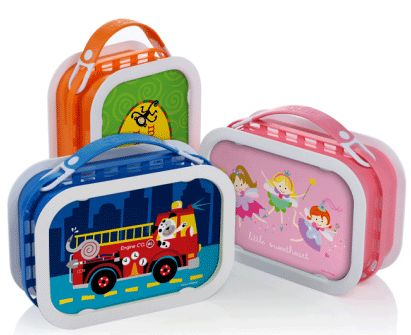 Kidu0027s Customized Lunch Boxes - My Sweet Dreams Baby  sc 1 st  Pinterest & 306 best Lunch Boxes images on Pinterest | Sweet dreams baby ... Aboutintivar.Com