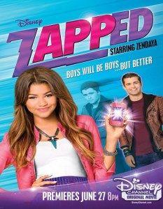 Zapped Dublado Com Imagens Canal Da Disney Zapped Filme