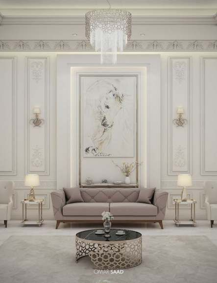 House Luxury Classic Interior Design 50 Ideas For 2019 Modern Houses Interior Luxury Living Room Classic Interior Design