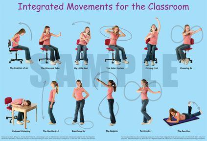 Brain Gym exercises