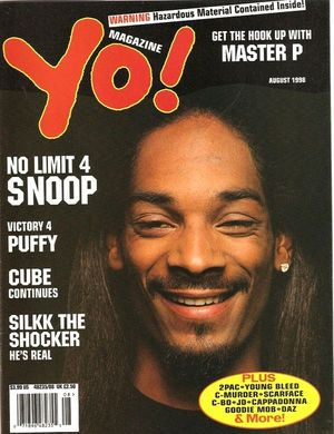 Yo! Magazine #70 (Aug 1998)   The unit in 2019   Snoop dogg