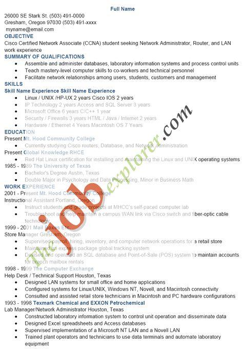 Graphic Design Resume Examples - http\/\/wwwresumecareerinfo - rhce resume sample