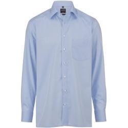 Olymp Luxor Hemd, modern fit, Extra kurzer Arm, Bleu, 41 Olympolymp