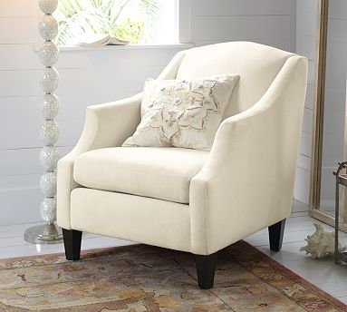 Bradshaw Armchair #potterybarn · Barn LivingDream FurnitureKitchen FurnitureLiving  Room ChairsOffice ... Part 46