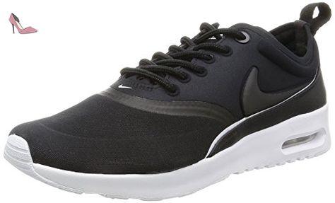 new style 5d587 600c8 Nike W Air Max Thea Ultra, Chaussures de Running Femme, Noir (Black (Noir    Gris Noir-Blanc-Noir), 41 EU - Chaussures nike ( Partner-Link)