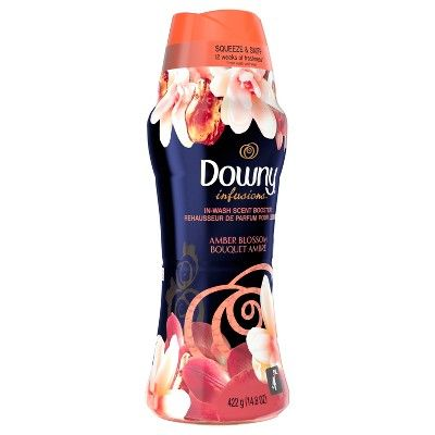 Downy Infusions In Wash Amber Blossom Scented Booster Beads 14 8