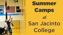 San Jacinto College Summer Camps Register NOW!