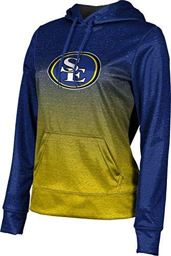 University of Virginias College at Wise Girls Pullover Hoodie School Spirit Sweatshirt Ombre