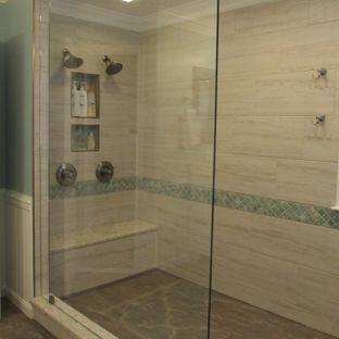 Talon Construction Frederick Md Custom Walk In Shower In