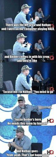 Nathan Fillion FTW!