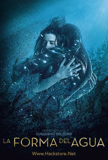 Poster De La Forma Del Agua 2017 Latino The Shape Of Water Water Movie French Movie Posters