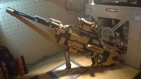 13 best Steampunk Weapons images on Pinterest | Steampunk weapons, Nerf  longshot and Guns