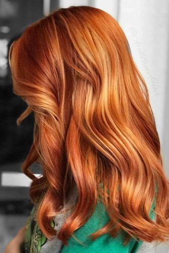 Amber Color Inspiration For Stylish Ladies Amber Hair Hair Color For Black Hair Hair Styles
