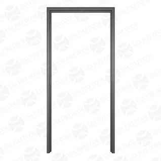 Timely Classic Series Fixed Throat Pre-Finished Steel Door Frames Black  sc 1 st  Pinterest & 7 best Timely Steel Frames images on Pinterest | Door frames Steel ...