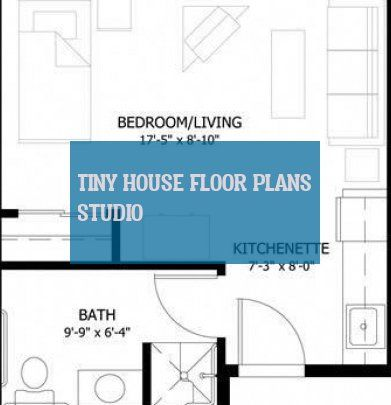Winziges Haus Grundriss Studio Tiny House Floor Plans Studio Floor Plans Tiny House Floor Plans House Flooring