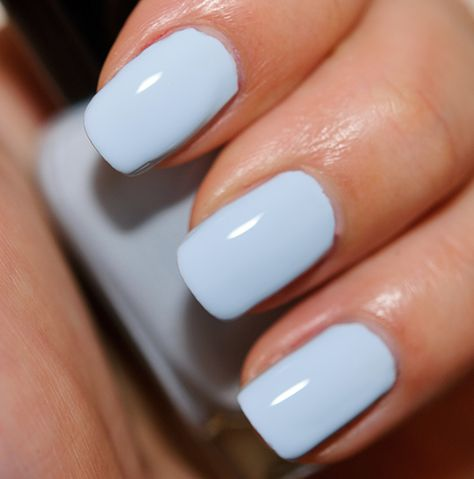 Zoya Blu Nail Lacquer, probably the only one from springs lovely collection I'm seriously interested in at this point