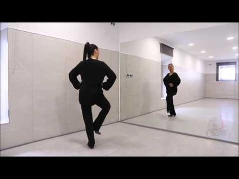 Video 1 Tutorial Aprender A Bailar Sevillanas 1ª Sevillana Curso Online Academia La Chana écija Youtube Aprender A Bailar Aprender Sevillanas Sevillana