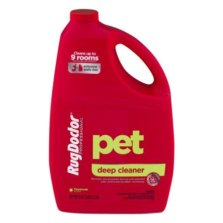 Free Shipping On Orders Over 35 Buy Rug Doctor Pet Deep Cleaner