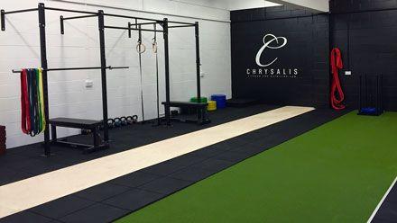 Chrysalis Fitness Lab Corby Projeto De Academia Em Casa Sala De Academia Em Casa Decoracao De Academia