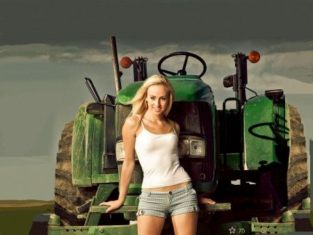 Image result for tractor sexy