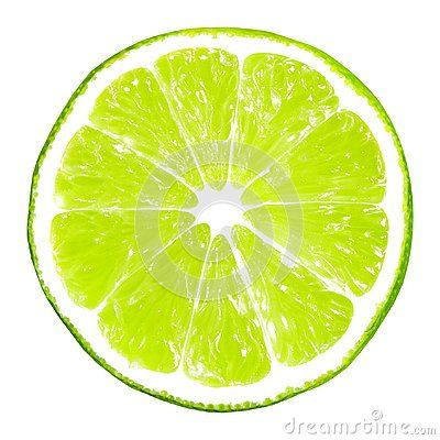 Lime Slice Isolated On White And Png File With Transparent Background Fruits Images Lime Transparent Background